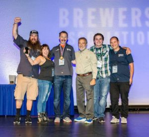 Verboten Brewing Wins Bronze at 2016 GABF