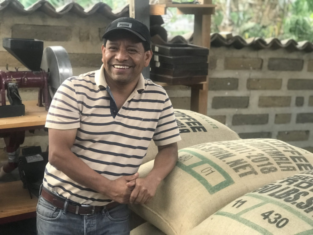 Coffee Farmer Zaqueo